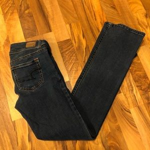 American eagle original boot cut jeans size 4